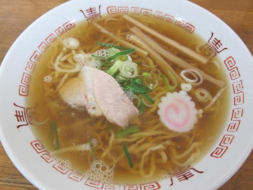 大十食堂(中華そば)