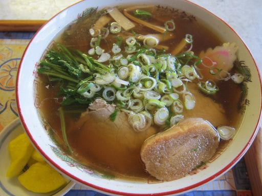 おかめ食堂(中華そば)