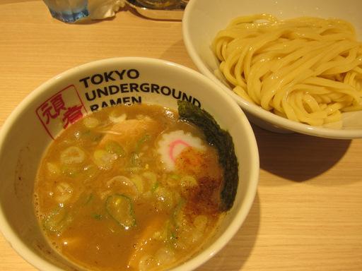 TOKYO UNDERGROUND RAMEN(つけ麺)