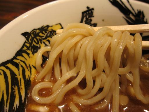 麺屋武蔵 鷹虎(麺)
