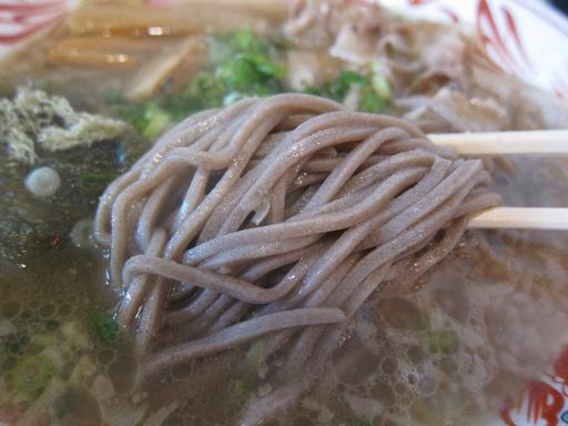 年越しそばらーめん風(麺)