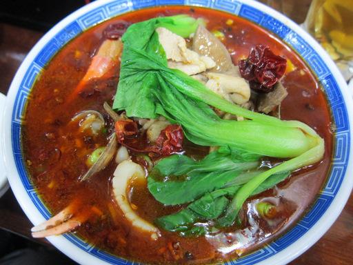 団欒亭(成都火鍋麺)