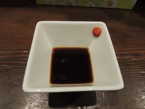 鶏皮用のポン酢