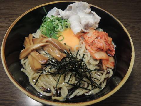 特製まぜ麺(温)(800円)