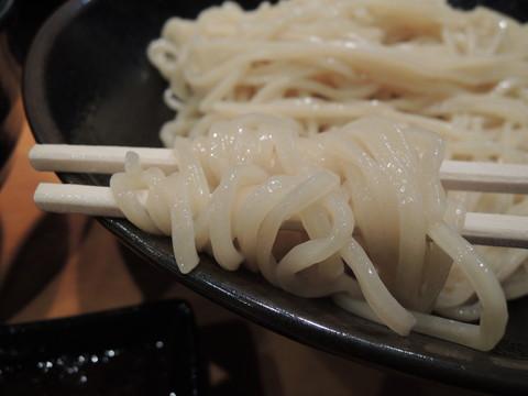タラバ蟹塩つけ麺(400g)の麺