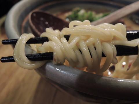 とんこつ塩チャーシューの麺