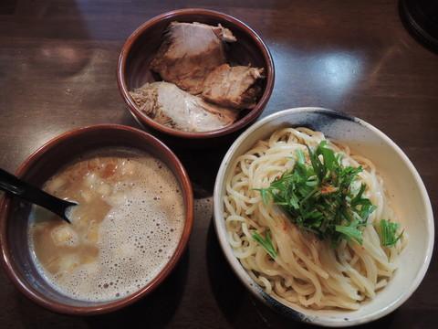 チャーシューつけ麺大(1000円)