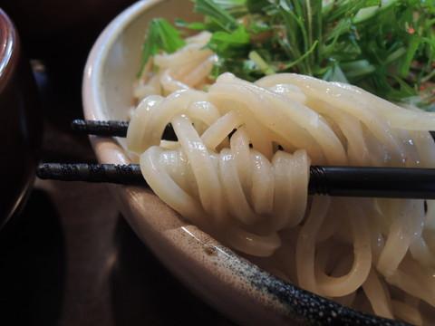 チャーシューつけ麺大の麺