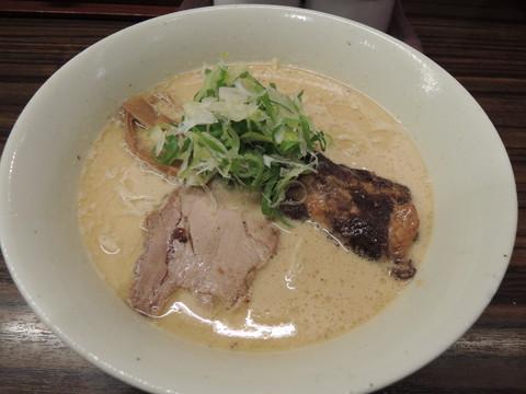 豚鶏節らーめん3.0(650円)