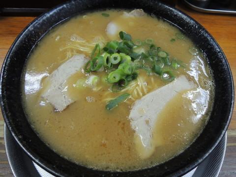 味噌ラーメン(550円)