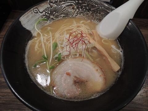 天降らーめん しお(650円)
