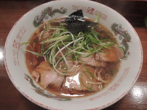 醤油らーめん(700円)
