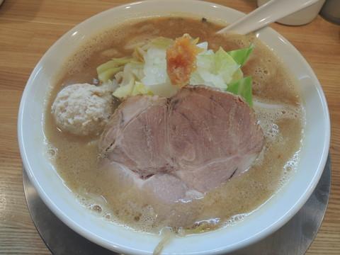 力皇らーめん(750円)