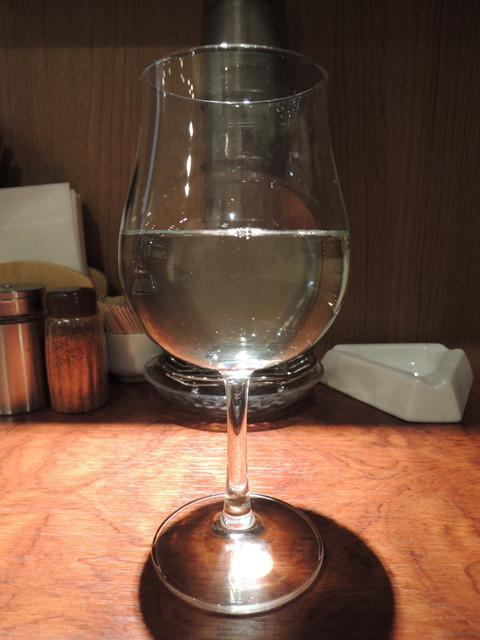 日本酒冷酒(380円)