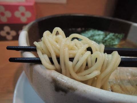 中華そば(醤油)の麺