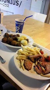 IKEAでお食事