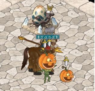らなちゃとかぼちゃ