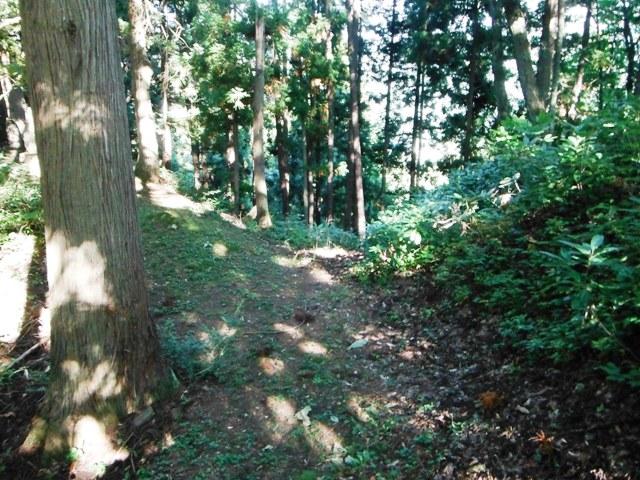 立屋の城峯砦 (16)