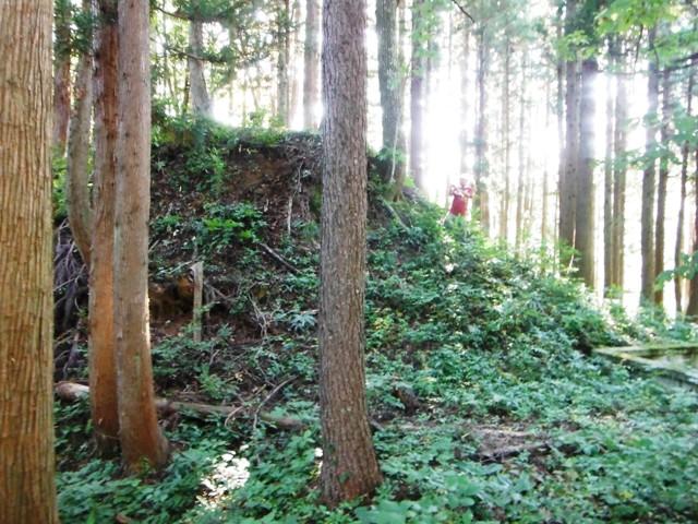 立屋の城峯砦 (26)