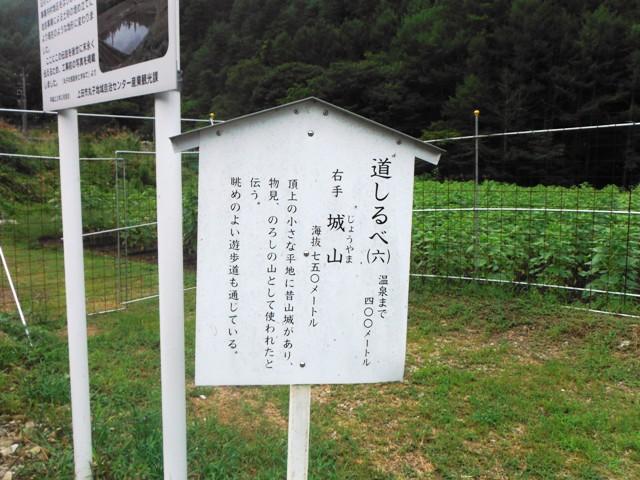 霊泉寺城山砦 (2)