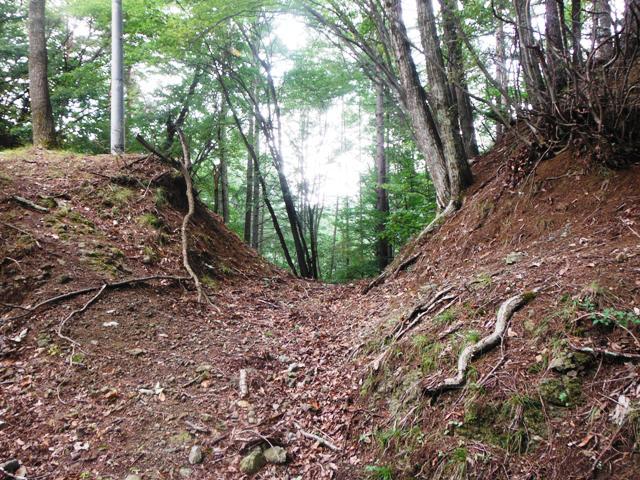 霊泉寺城山砦 (10)