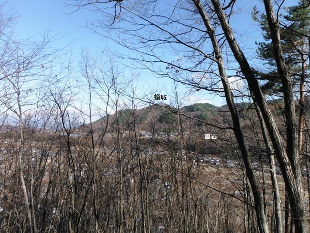 本間城(小海町) (14)