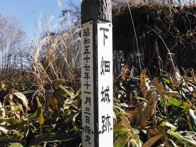 下畑城(佐久穂町) (9)
