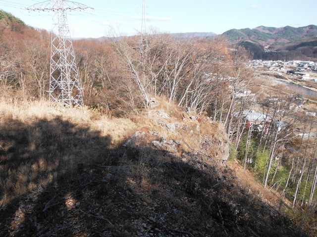 下畑下の城(佐久穂町) (71)