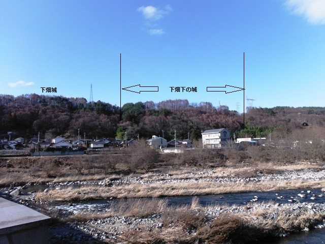 下畑下の城(佐久穂町) (83)
