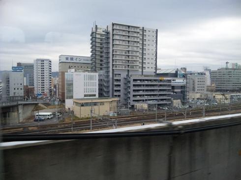 福島駅付近