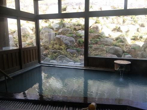 蔵王国際ホテル 温泉