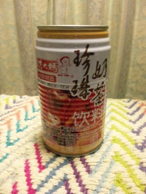 台湾の飲み物(ナタデココ)
