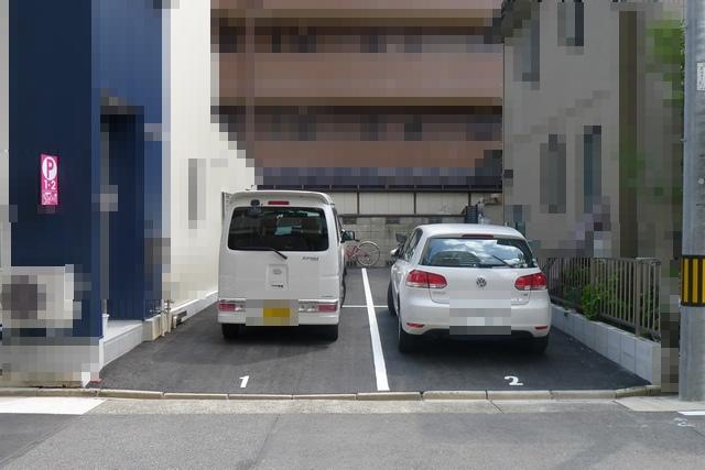 0xcafe駐車場002