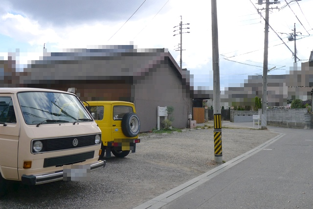 voyage駐車場01