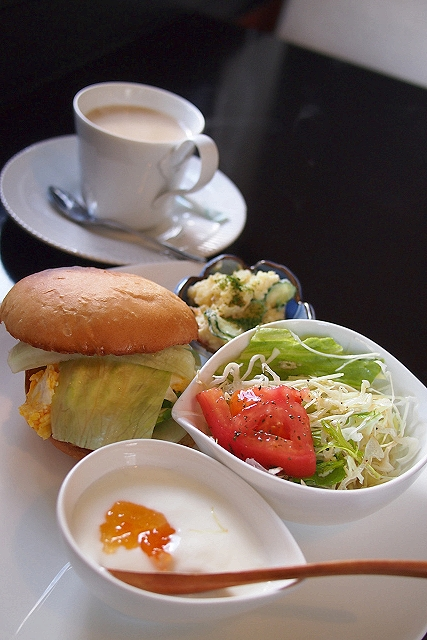 cafe Nakagawa1005