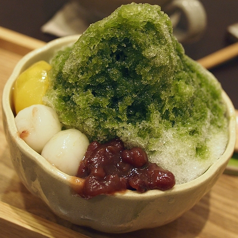 Cha-cafe深緑茶房004
