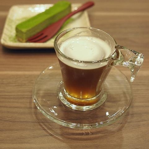 Cha-cafe深緑茶房006