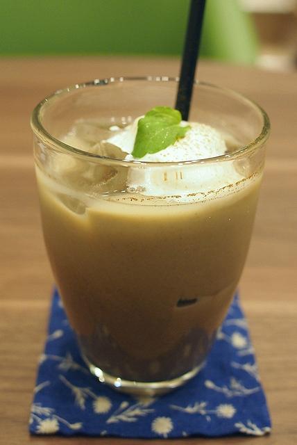 Cha-cafe深緑茶房007