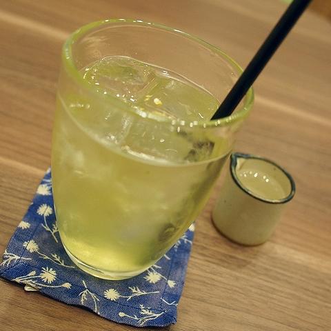 Cha-cafe深緑茶房008