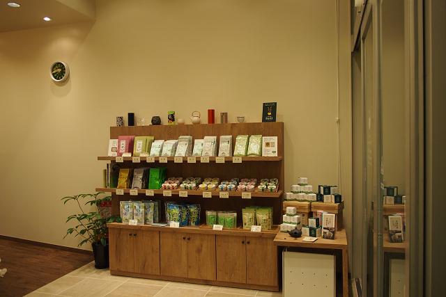 Cha-cafe深緑茶房009