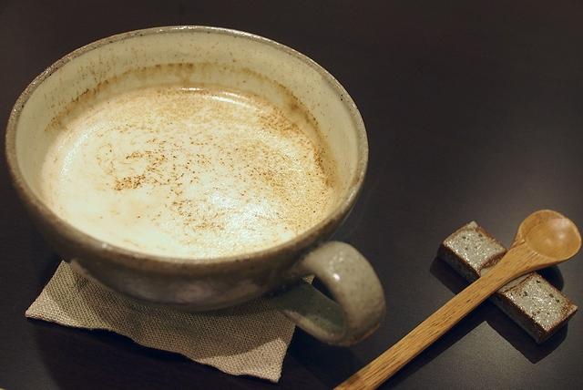 Cha-cafe深緑茶房019