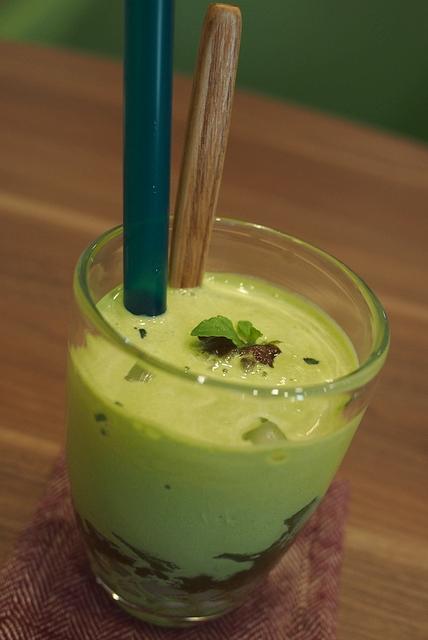 Cha-cafe深緑茶房021