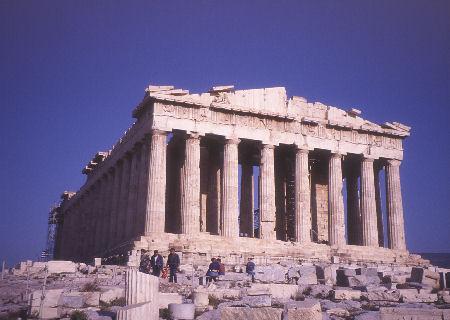 ギリシャ神殿