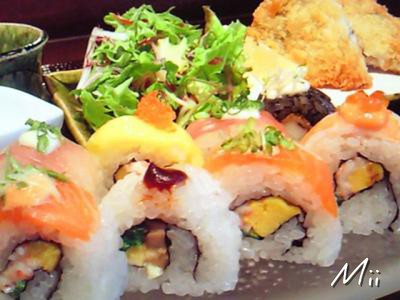 Shari The Tokyo Sushi Bar(銀座2丁目) | 週末ゴハン&銀座ランチ