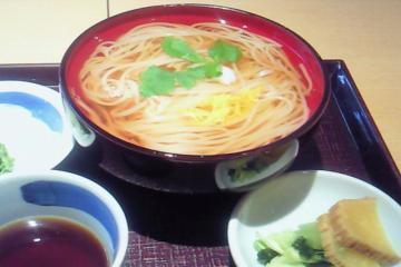 味くらべ 醤油つゆ(温)