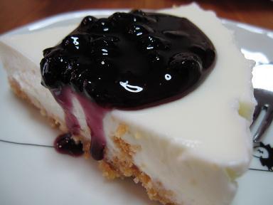 チーズケーキは大好き(≧▽≦)♪