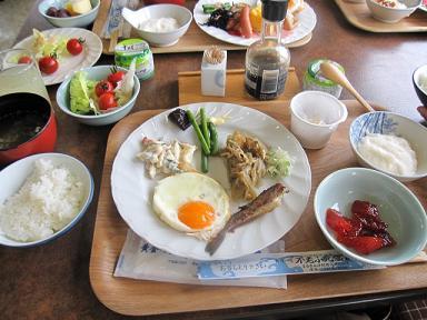 朝ご飯~(≧▽≦)♪