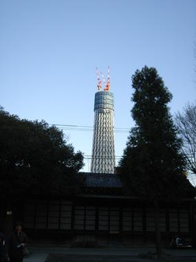 スカイツリー三廻神社