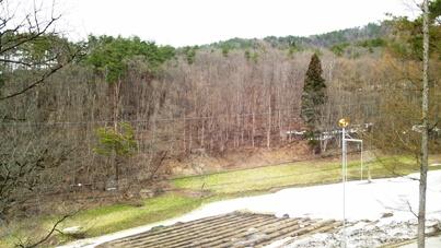 2012雪融け