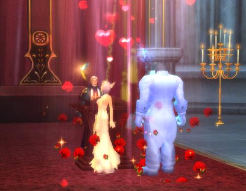 Gメンさんの結婚式
